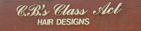 Our service cb 39 s class act hair designs salon winston salem for A class act salon